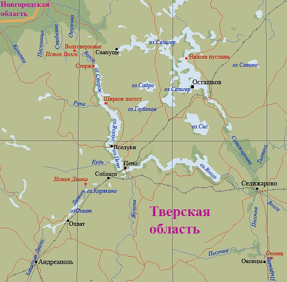 впадает в Каспийское море.