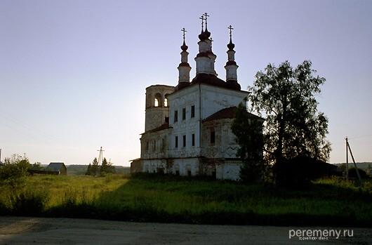 Тотьма. Фото Олега Давыдова