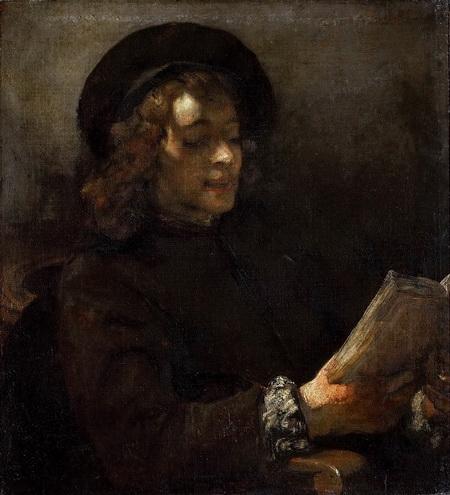 В отношении Рембрандта и «