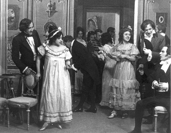 Евгений онегин фильм 1911 - это что такое евгений