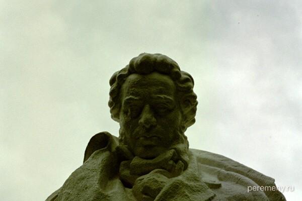 Памятник александру пушкину в болдино