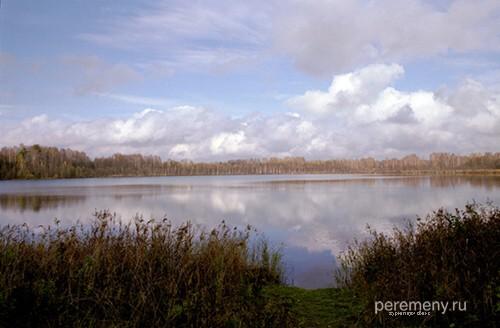 Озеро Светлояр. Фото Олега Давыдова