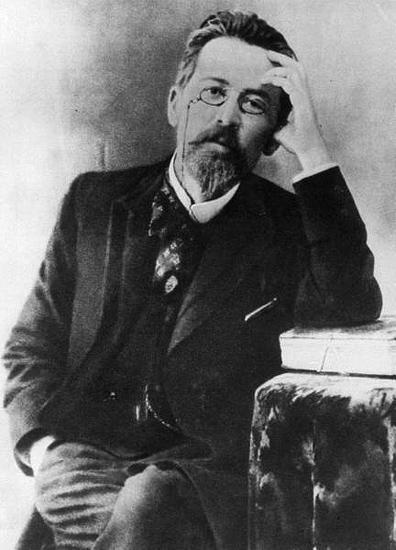 Чехов, фото из архива Life