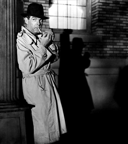 Fred MacMurray, Film Noir