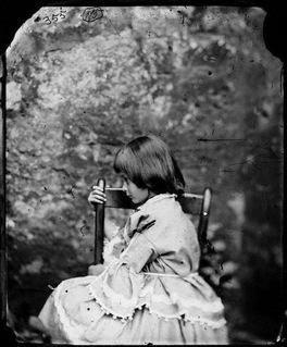 NPG P991(1); Alice Pleasance Liddell