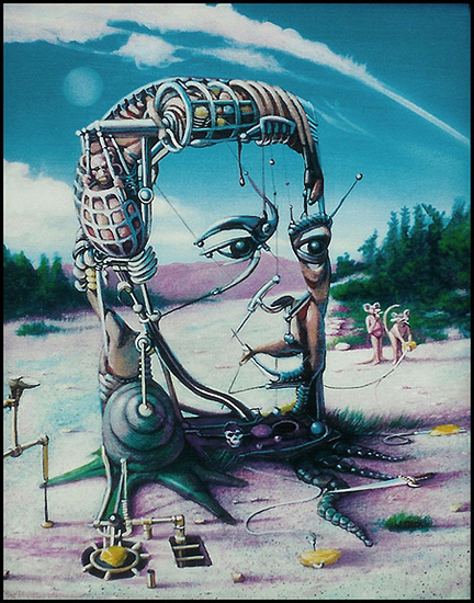 surrealism as method interpretation art The general interpretation is that the painting informs his working method in subverting inherent textual properties: analysis of surrealism surrealism art.
