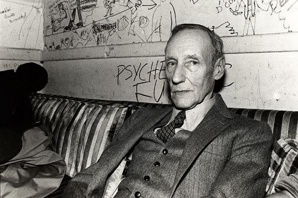 Уильям Берроуз, 1981 год