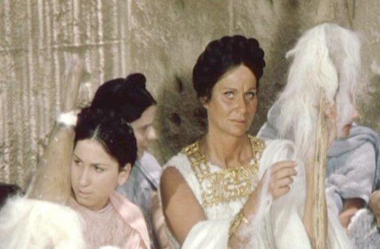 Царь Эдип, Пазолини, кадр из фильма