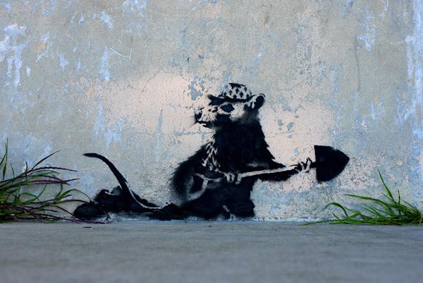 alcatrazrat Banksy
