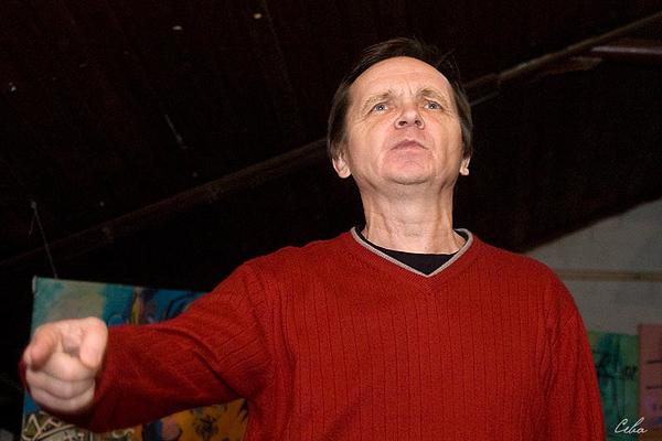 Андрей Бычков, писатель