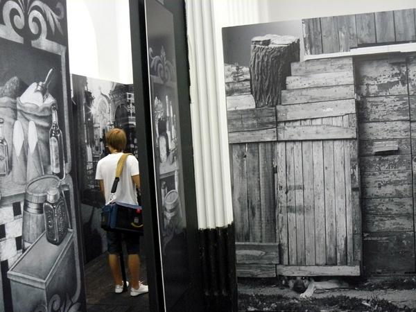 выставка ЧЕХОВ. Фото Тони Милано