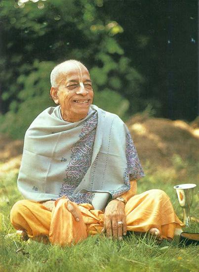 Свами Шрила Прабхупада