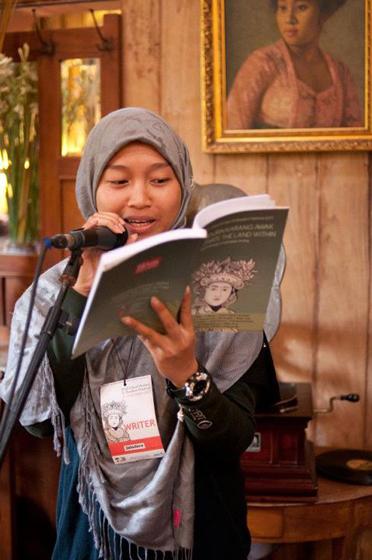 Литературный фестиваль на Бали