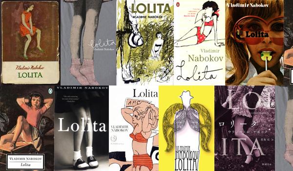 Разные издания набоковской Лолиты