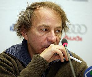 Мишель Уэльбек. Фото Дни.ру Александр Шапунов