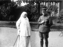 Брешковская и Керенский