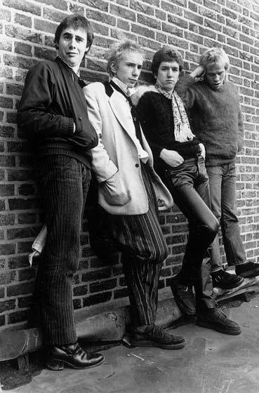 Sex Pistols, парни с рабочих окраин