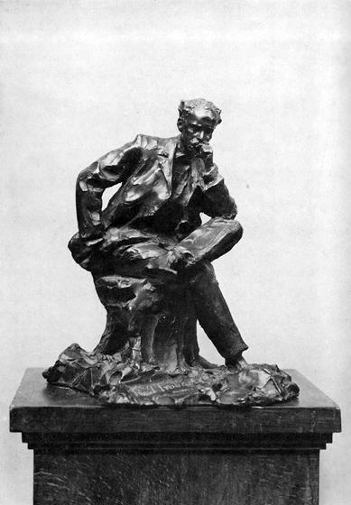 Ко дню рождения Паоло Трубецкого | Блог Перемен