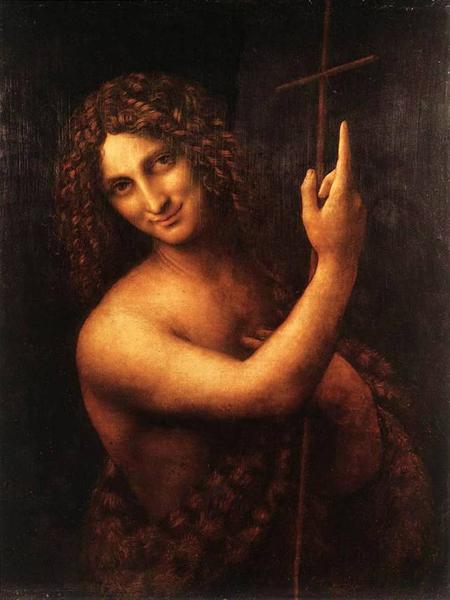 Иоанн Креститель да Винчи