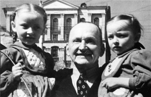 Вертинский с дочерьми