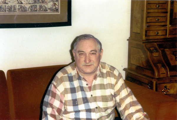 Фридрих Горенштейн. Фото: Борис Антипов