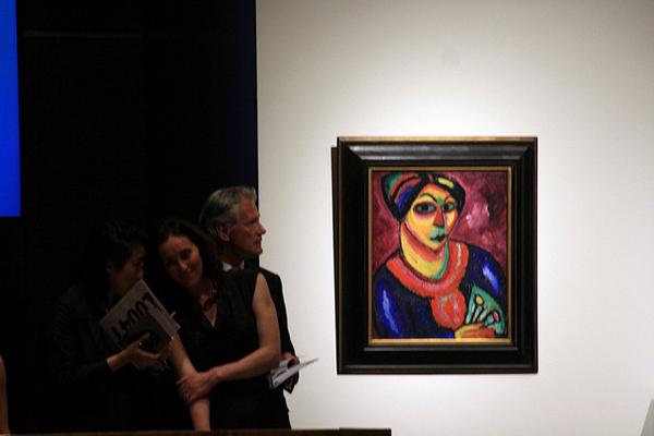 Аукцион Сотбис. Фото: Judith Argila/Flickr.com