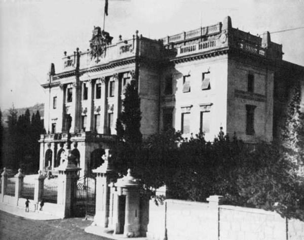 Губернаторский дворец во Фьюме