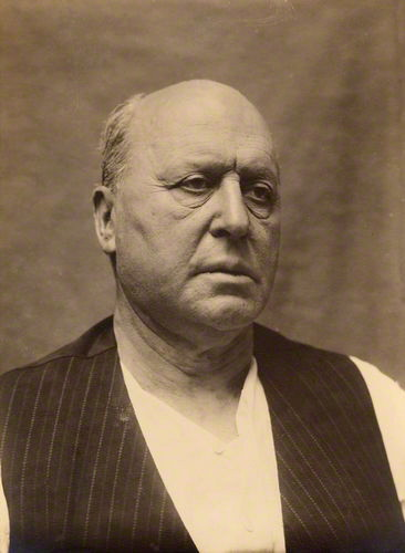 Henry James by Frederic Hilaire D'Arcis