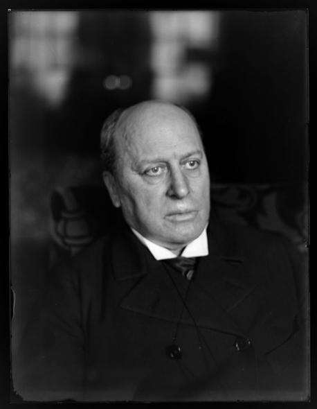 Генри Джеймс, ок. 1900 года, фото: William M. Vander Weyde