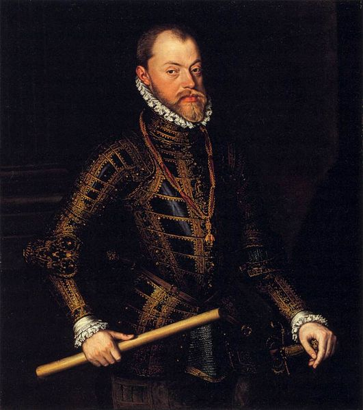 Alonso Sаnchez Coello - Philip II