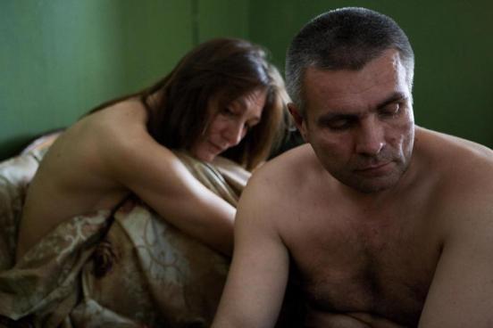 Кадр из фильма Бакурадзе ОХОТНИК
