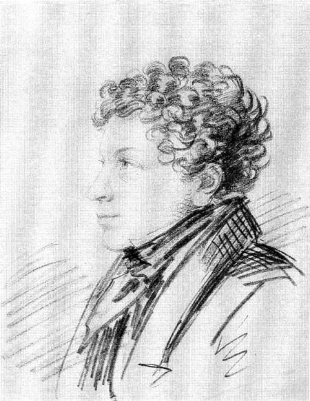 Брат Пушкина – Лев