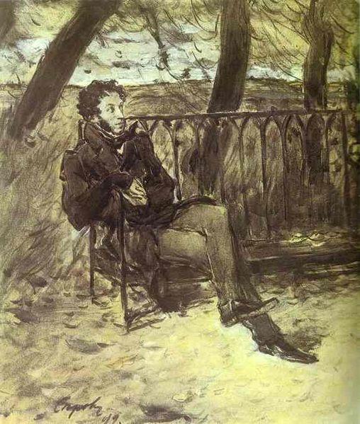 В.Серов, 1899