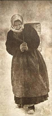 За корминкой. 1908