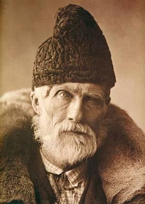 Отец Фёдора Шаляпина – И.Я.Шаляпин.