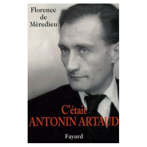 Арто, фотография 30-х гг. на обложке биографического исследования