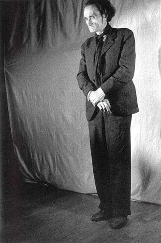 Арто, фото конца 40-х гг.