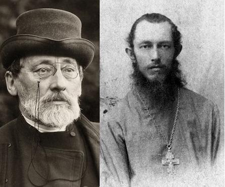 Константин Леонтьев и Иосиф Фудель