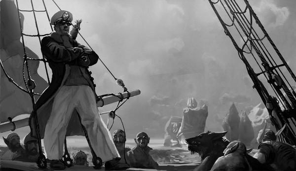 Иллюстрация к книге Натана Дубовицкого «Машинка и Велик», источник: Русский Пионер