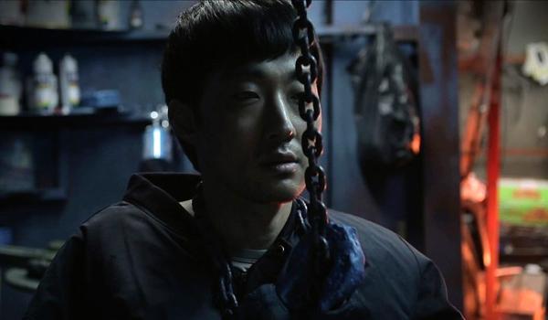 Кадр из фильма Ким Ки Дука ПЬЕТА