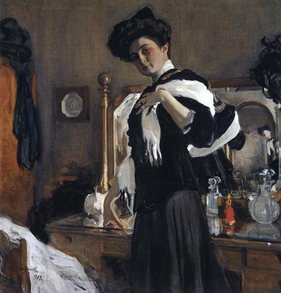 Генриетта Гиршман. 1907