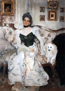 З.Н.Юсупова. 1902