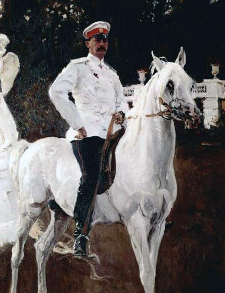Князь Ф.Юсупов-старший. 1903