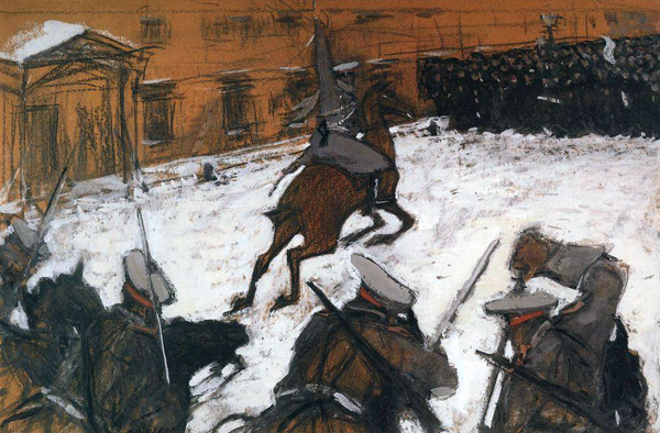 Солдатушки, бравы рябятушки... 1905