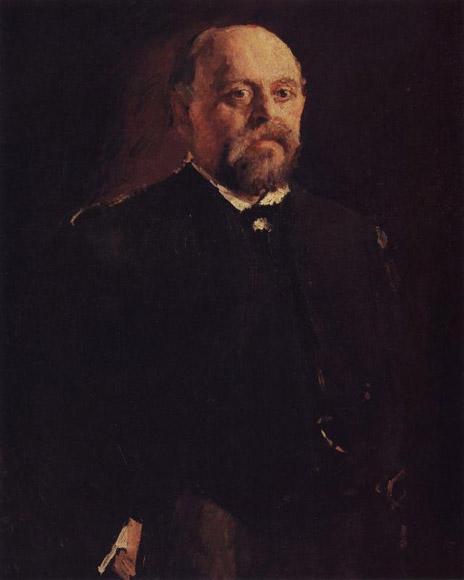 Портрет С.И. Мамонтова. 1887 г.