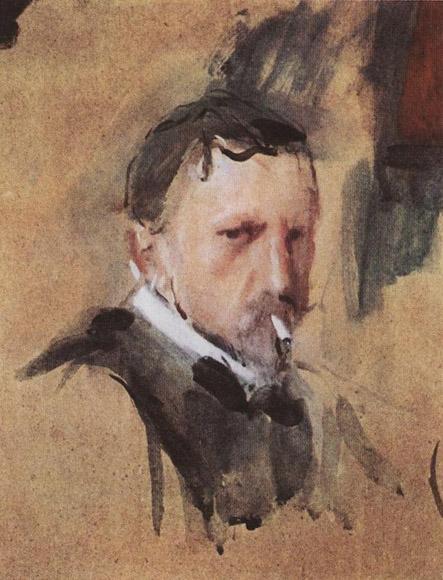 Автопортрет. 1901 г.