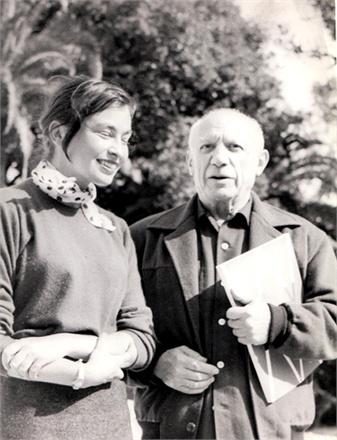 Инге Ф., Пикассо