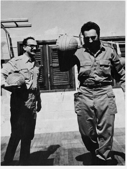 Ф.Кастро и Д.Фельтринелли