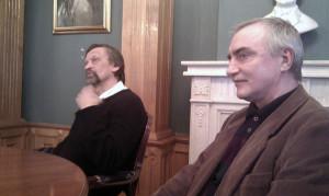 Ю.Нечипоренко и А.Дорофеев