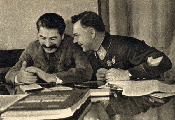 Joseph_Stalin_and_Kliment_Voroshilov,_1935